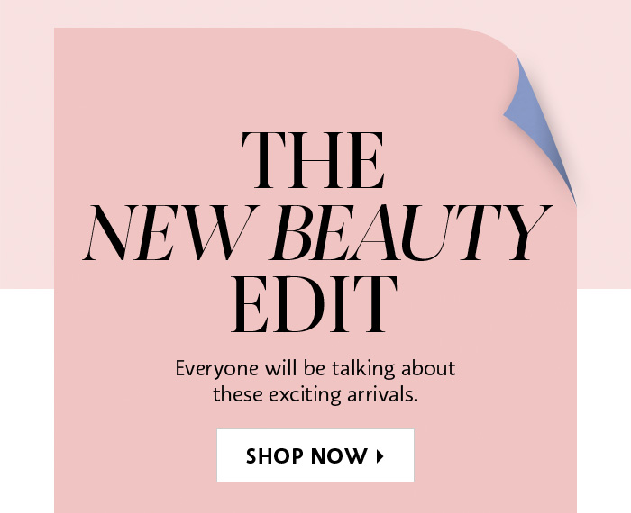 Shop Now New Beauty