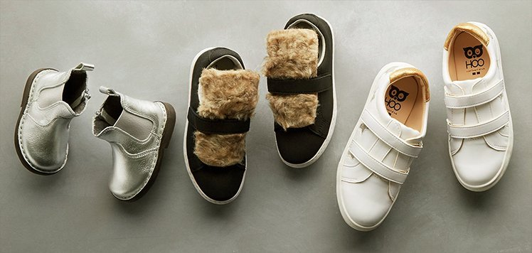 Shoes to Spoil Little Ones