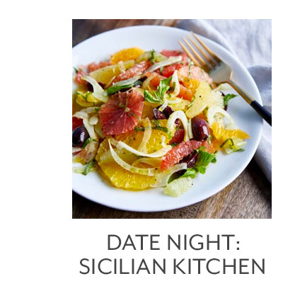 Class: Date Night: Sicilian Kitchen