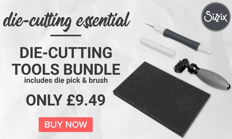 Sizzix Die-cutting Tools Bundle