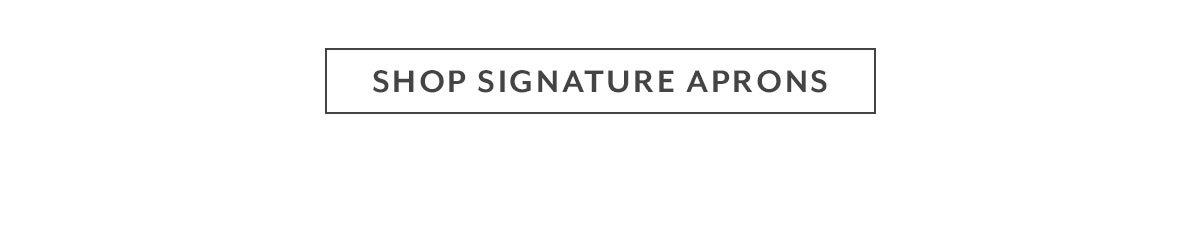 Shop Signature Aprons