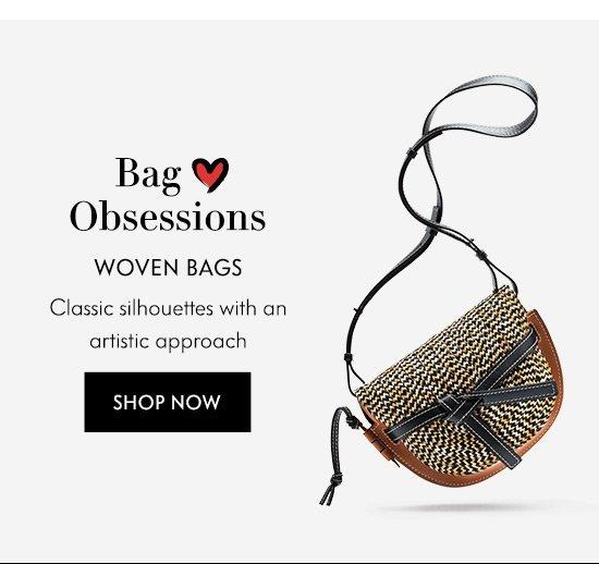 Shop Woven Handbags