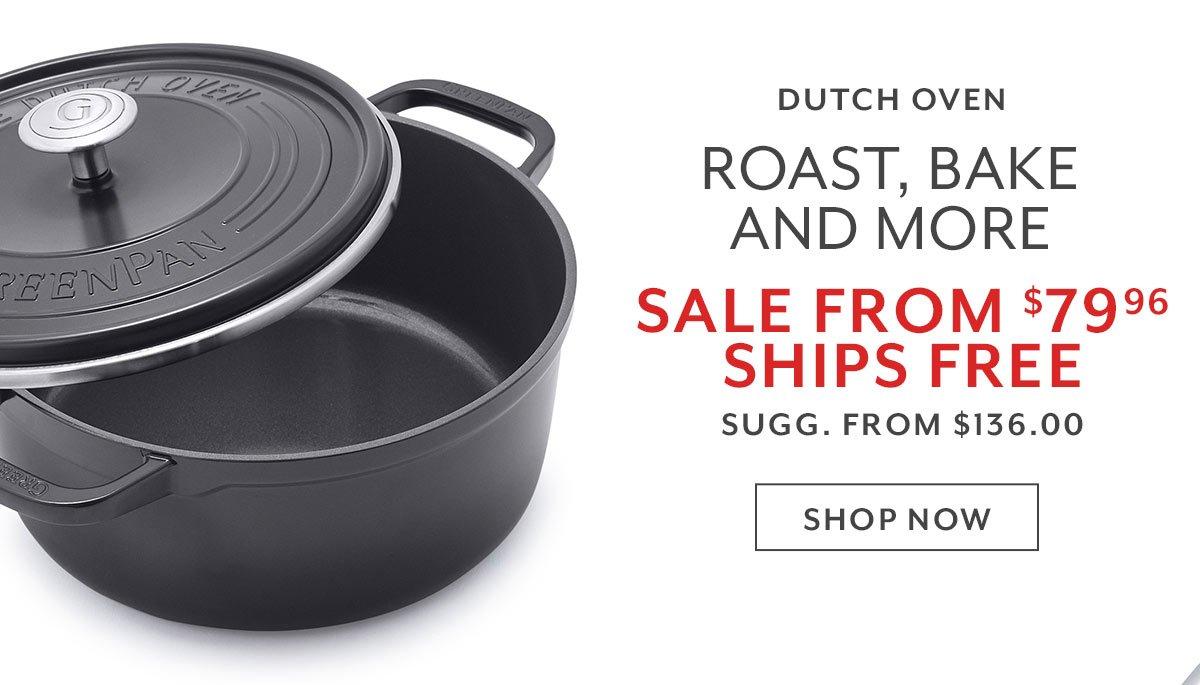 Simmerlite Dutch Oven