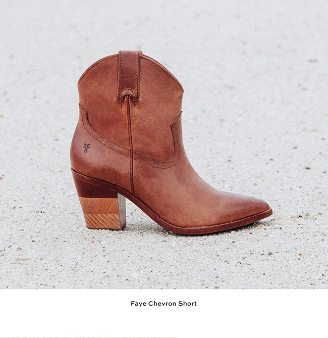 3f459ae36f5 The Frye Company: Gotta Have Faye | Milled