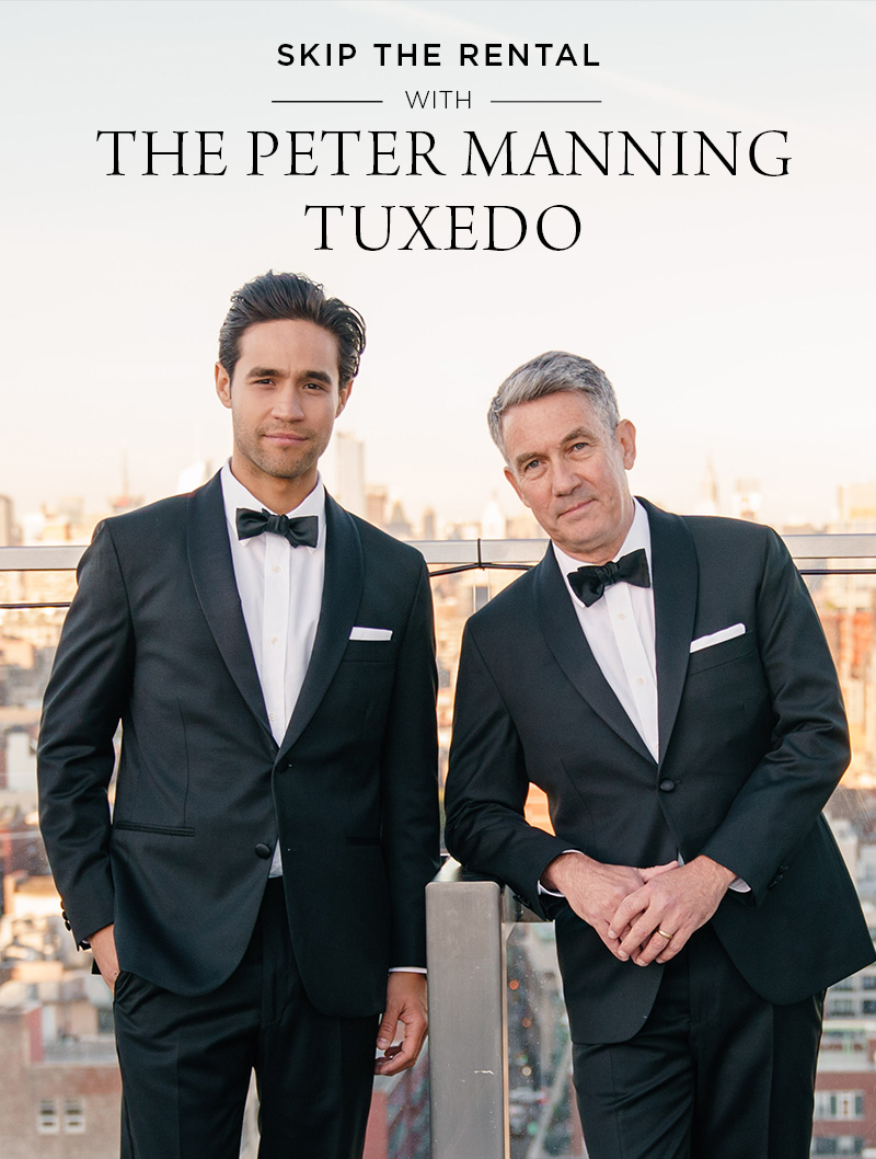 ad48ca19a Peter Manning NYC: Stocked Up: Dress Shirts, Pants & Tuxedos + Clearance  Items | Milled
