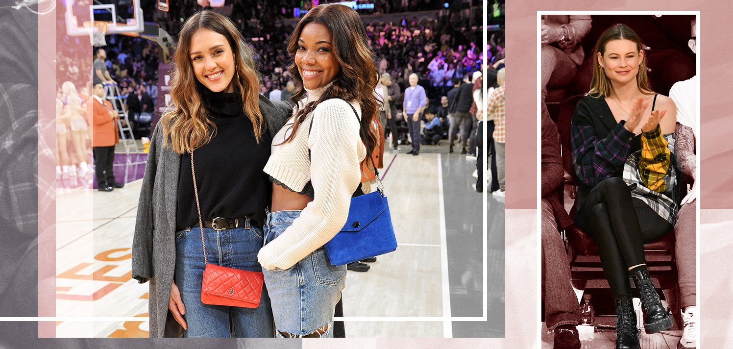 Style That Scores: Celeb-Inspired Courtside Chic