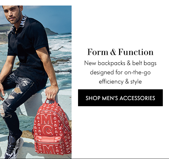 Shop Men's Accessories