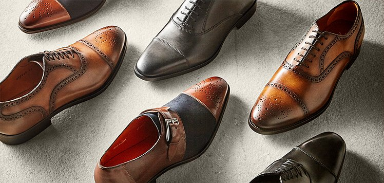Oxfords & More Sharp Men's Shoes