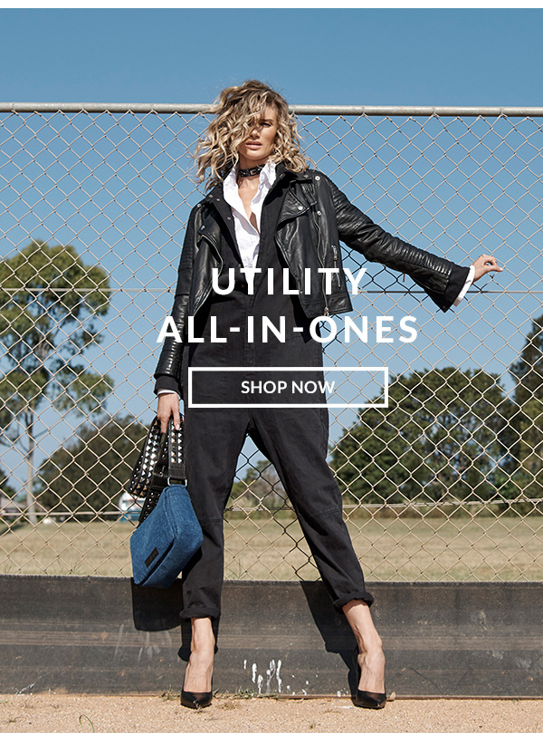 Utility All-In-Ones. Shop Now