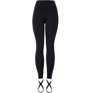HIGH-WAISTED STIRRUP LEGGINGS