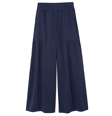 SHIRRED CULOTTES