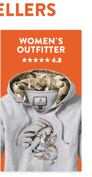Women's Outfitter Hoodie