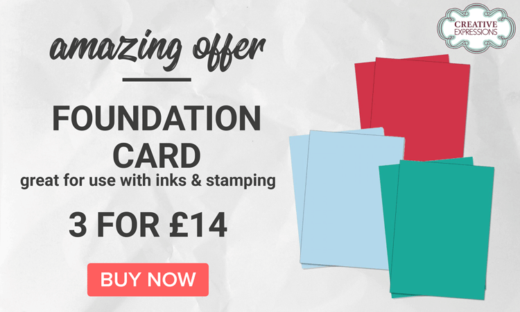 Foundation Card 3 for £14