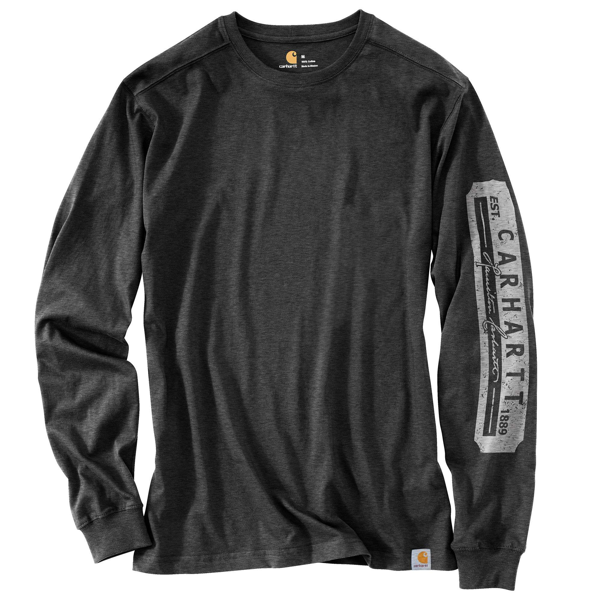 MEN'S MADDOCK HERITAGE LONG-SLEEVE T-SHIRT