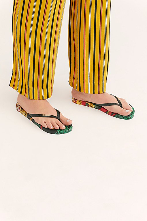 Ipanema Party Animal Thong Sandal