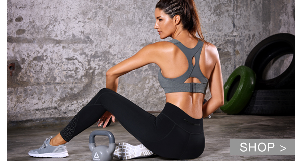 SPORTS BRAS FOR ALL