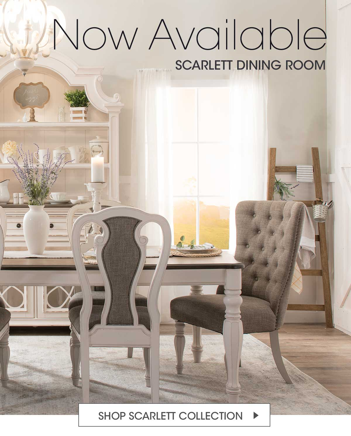 Bobs Discount Furniture Introducing My Scarlett Dining Room Set Milled