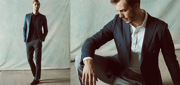 ALWAYS ON: The Men's Tailored Shop