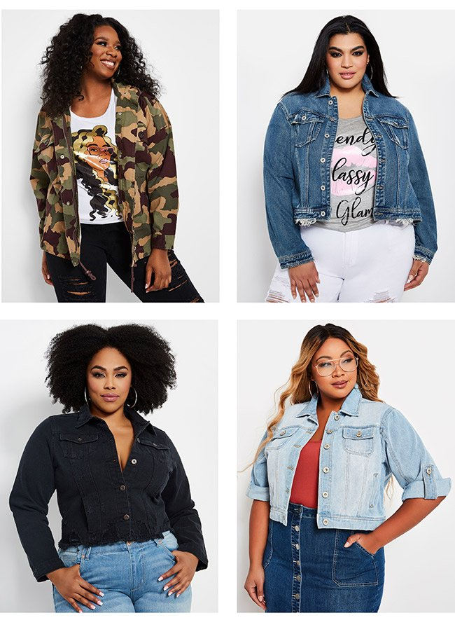 More styles to love