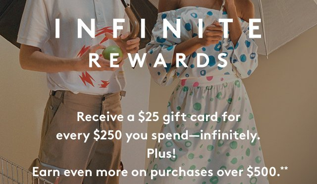 Infinite Rewards ends soon.