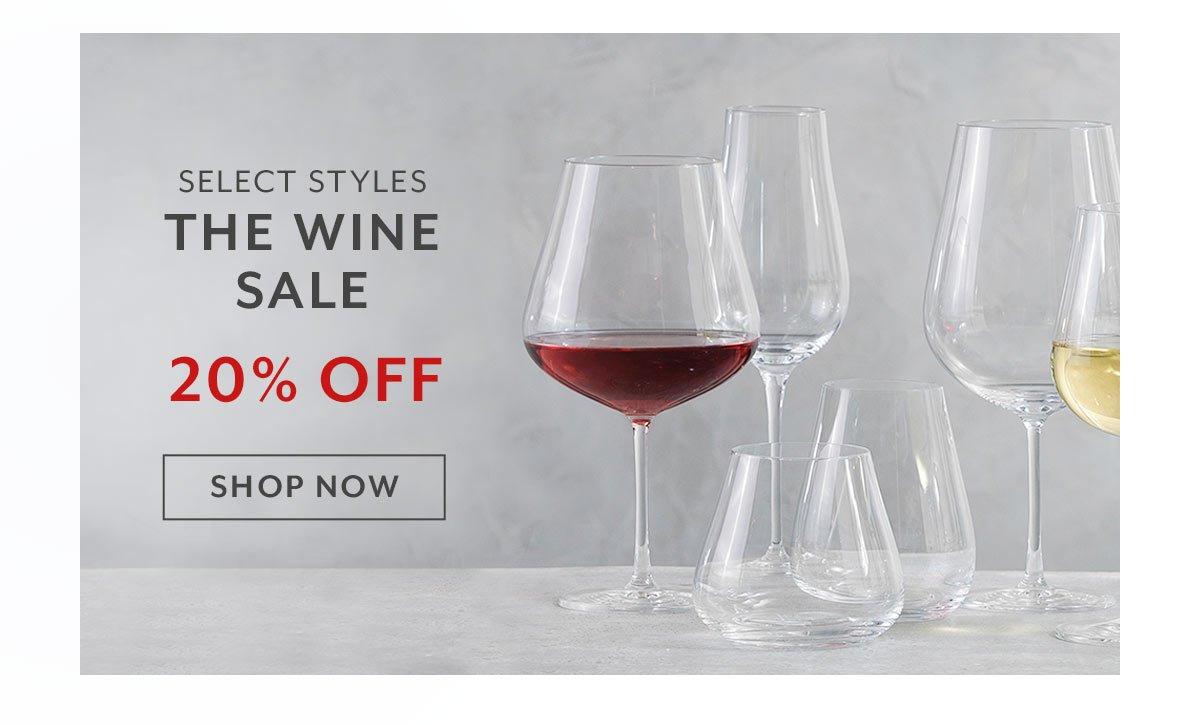 The Wine Sale