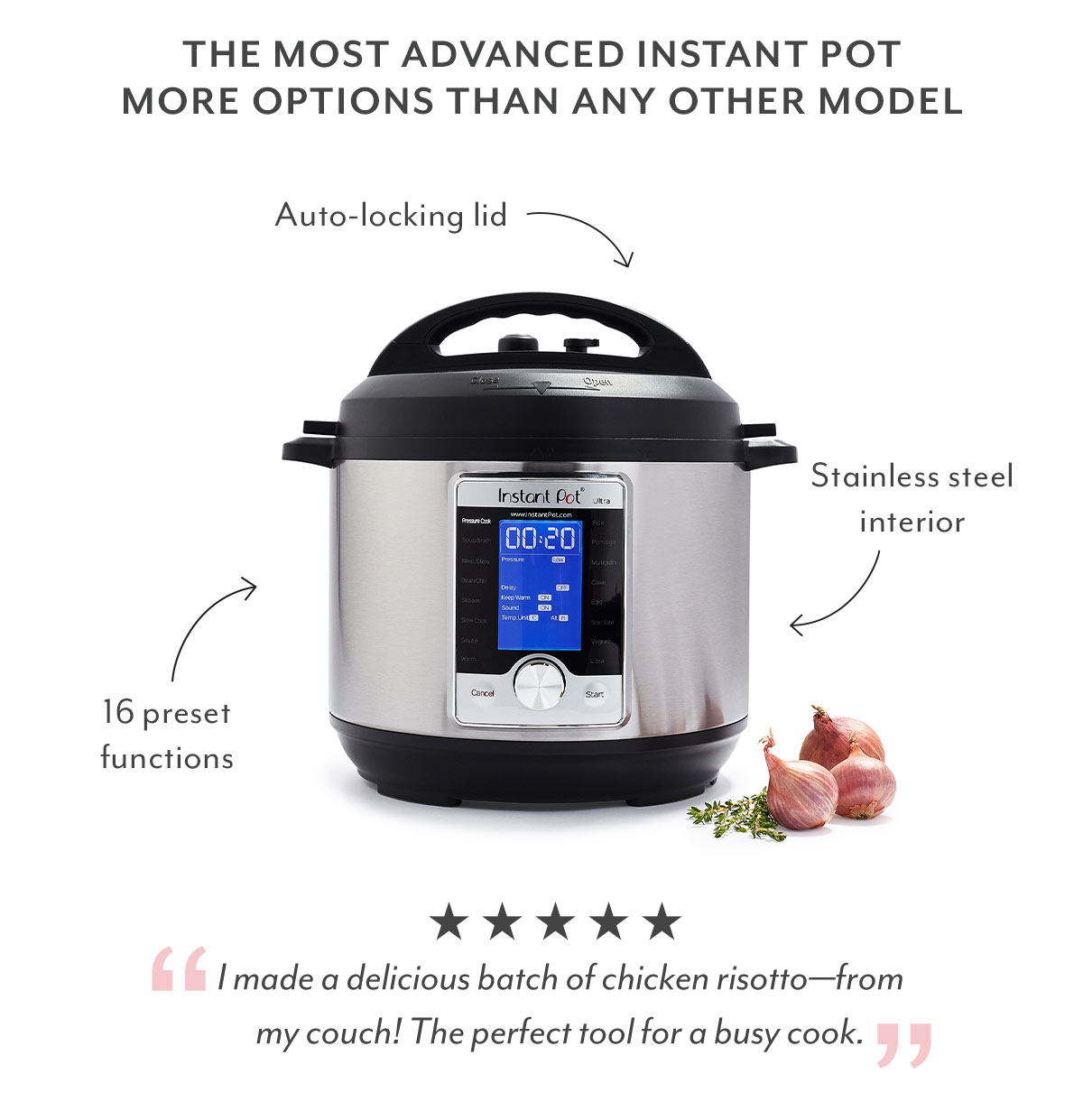 6-QT Instant Pot Sale