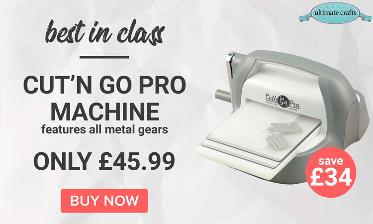 Cut'N Go Pro Only £45.99