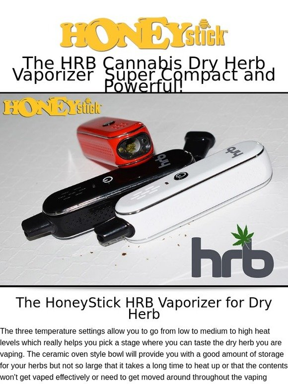VPR Brands, LP: Best Cannabis Dry Herb Vaporizer - The