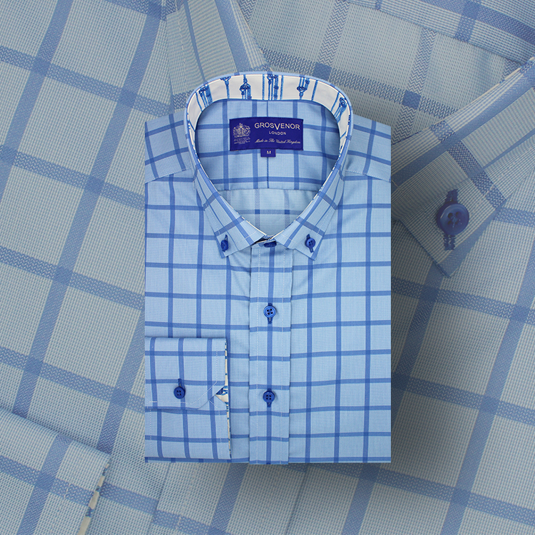 90074f301a9 Grosvenor Shirts London  NEW  Exclusive Casual Shirts