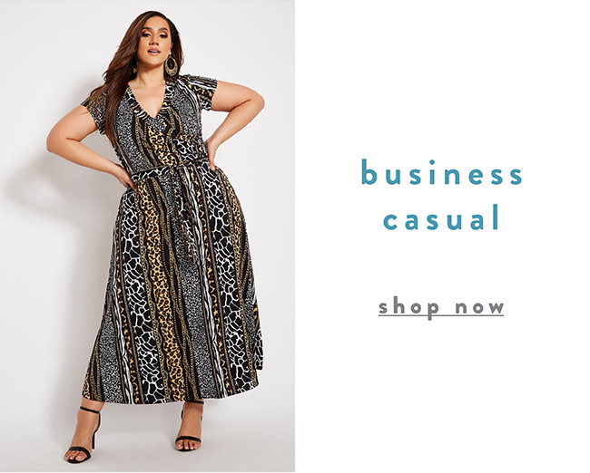 Business Casual - Shop Now