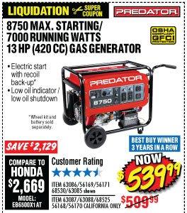 Predator 301 Vs 420