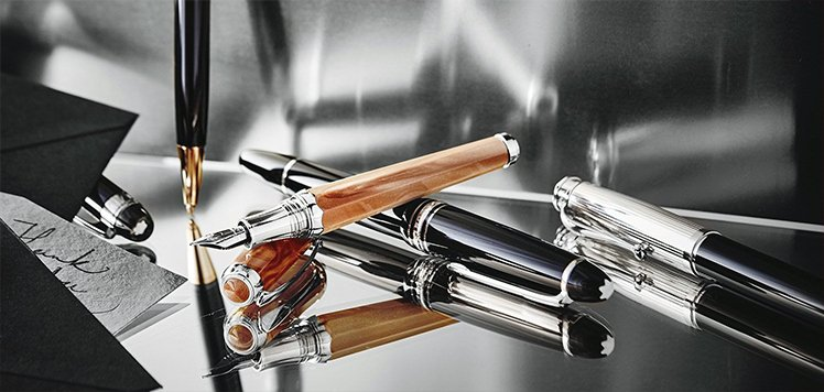 Montegrappa Pens & Watches