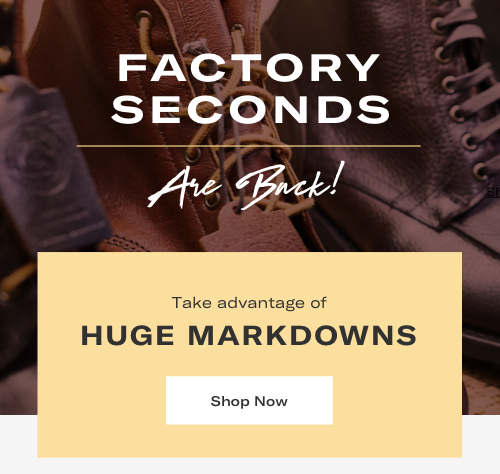 Last Chance to Take Advantage of Huge Markdowns