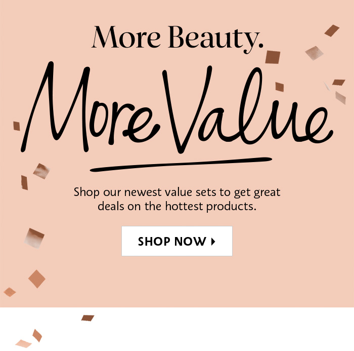 More Beauty More Value