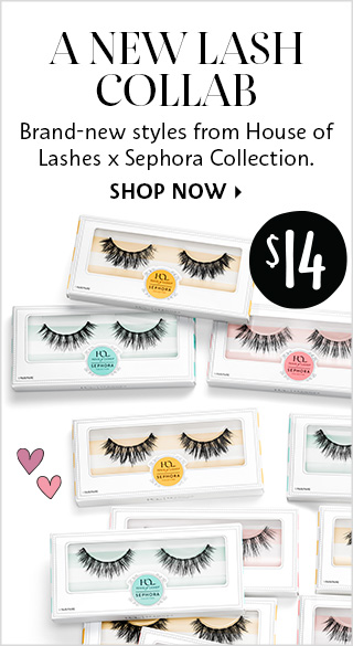 House of Lashes x Sephora Collection