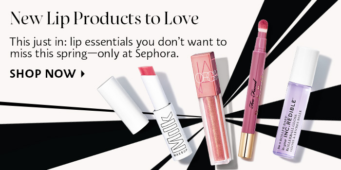 New Lip Products to Love
