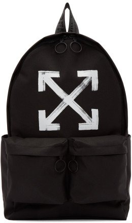 Off-White - Black Arrows Backpack