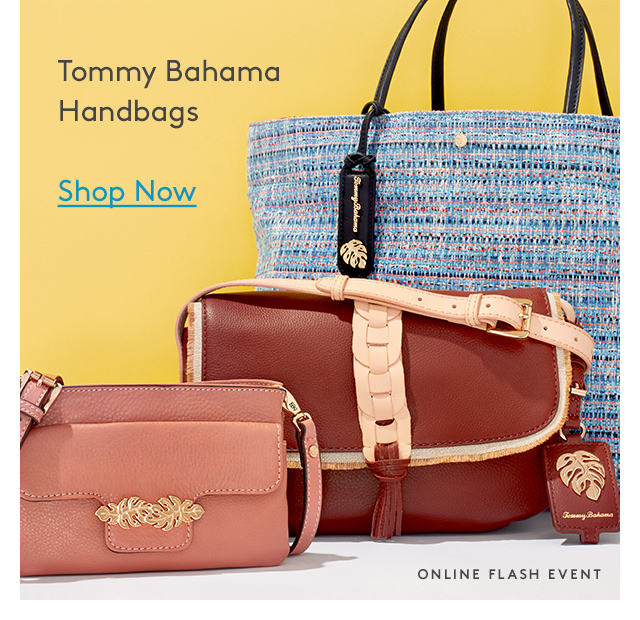 Tommy Bahama Handbags | Shop Now | Online Flash Event
