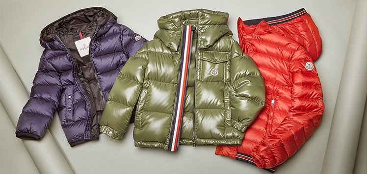 Moncler & More Kids' Coats