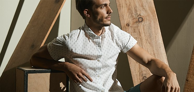 ALWAYS ON: The Men's Spring Staples Shop