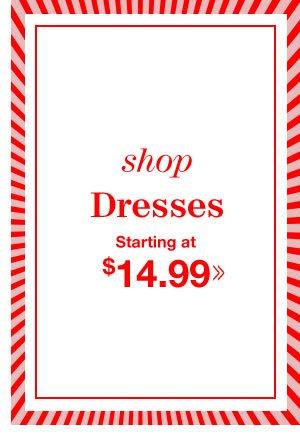 Shop Women's Dresses!
