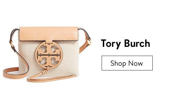 Tory Burch handbags.