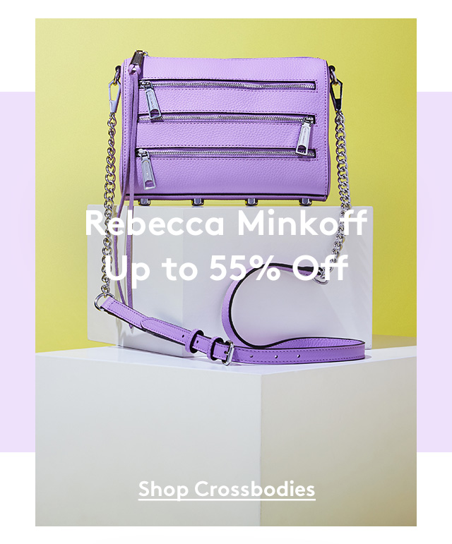 Rebecca Minkoff Up to 55% Off | Shop Crossbodies