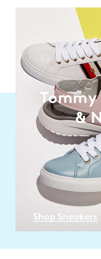 Tommy Hilfiger & Nike | Shop Sneakers
