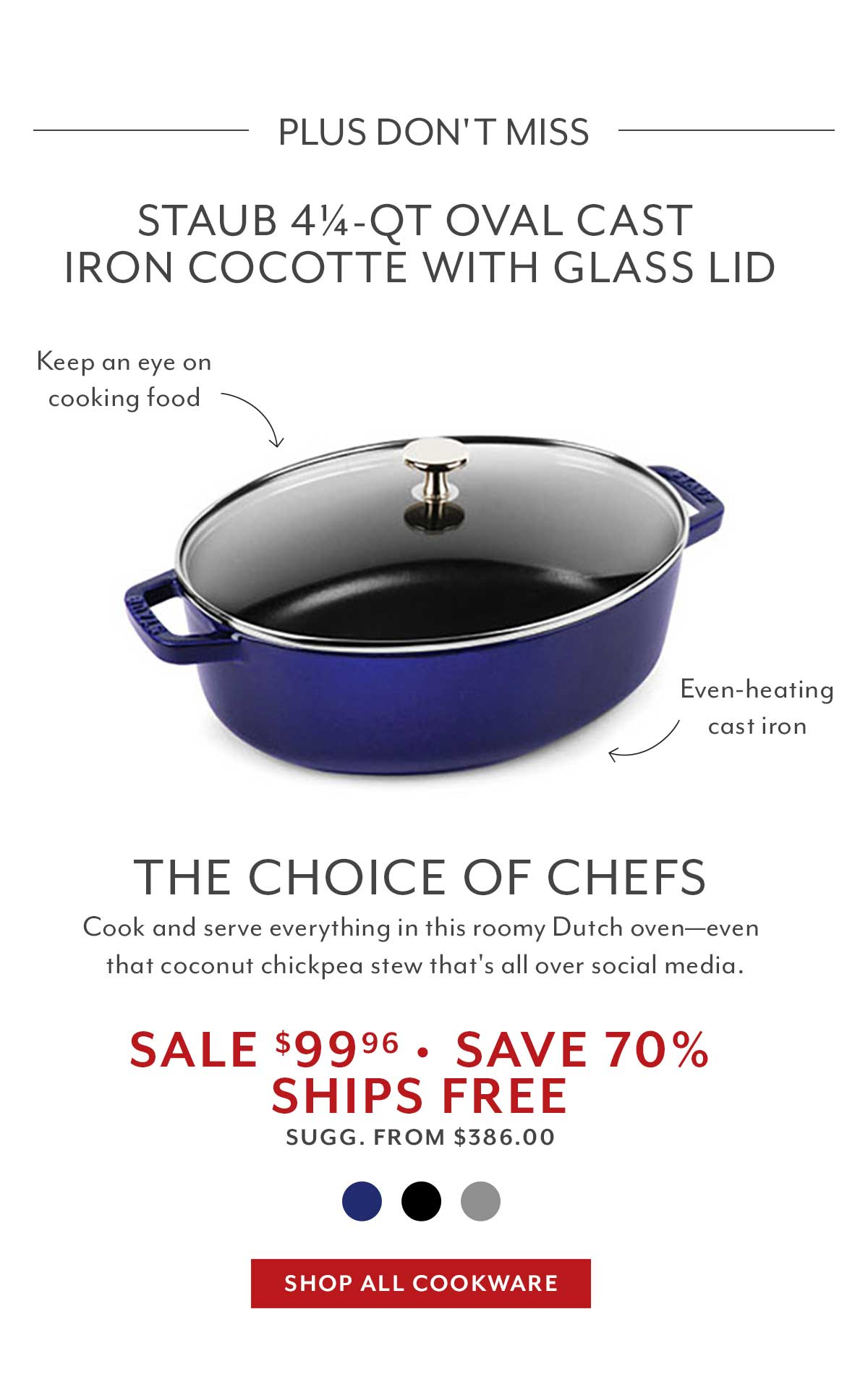 Shop Cookware