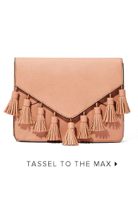 TASSEL TO THE MAX