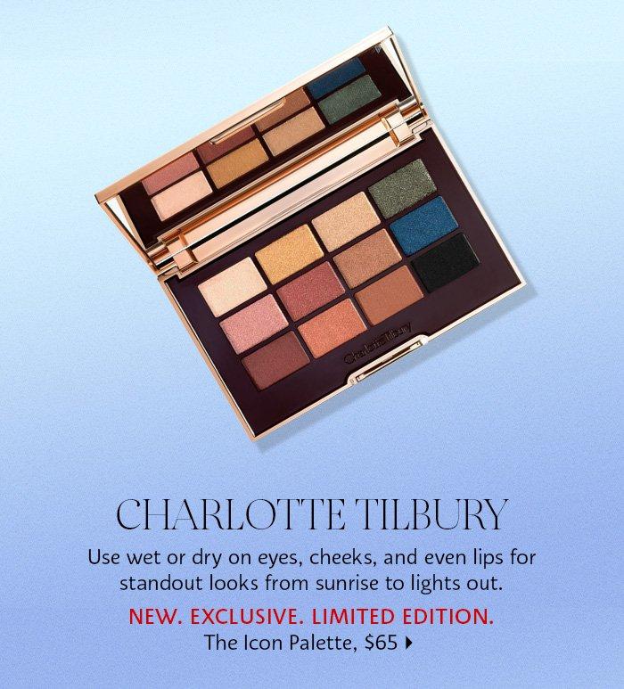Charlotte Tilbury The Icon Eyeshadow Palette