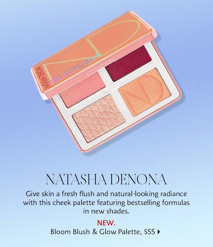 Natasha Denona Bloom Palette - Blush & Glow Palette