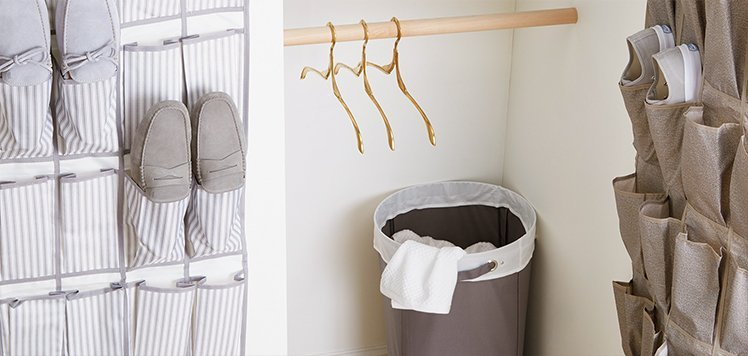Organize Your Laundry Room to Closet