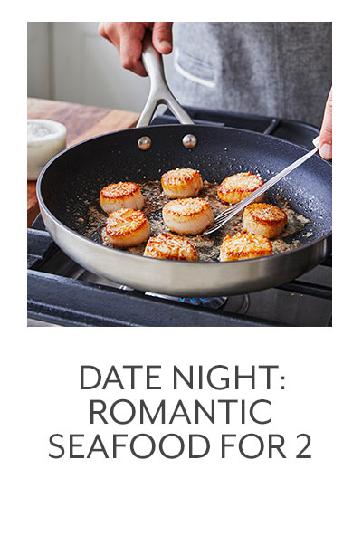 Class: Date Night • Romantic Seafood for Two